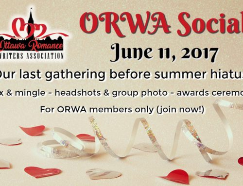 Upcoming event: June Social 2017