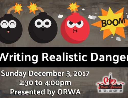 December Workshop: Writing Realistic Danger