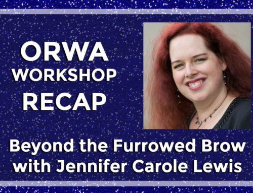 Recap: Beyond the Furrowed Brow